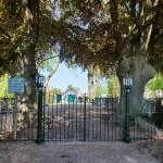 Renovatie hek oude begraafplaats te Nieuwerkerk aan den IJssel
